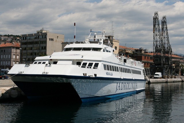 Traghetti Croazia